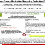 Putnam County sets medication, recycling collection event