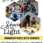 'Share the Light' event planned Saturday at New Life Christian Ministries