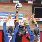 Roundup: Lincolnview defeats Shawnee in volleyball