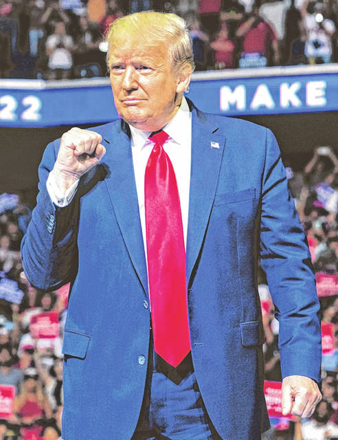 President Donald Trump has an unshakable political base, constituting 40% to 45% of the electorate, which Republicans believe has room for considerable growth.