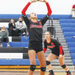Volleyball: Allen East opens NWC play with win