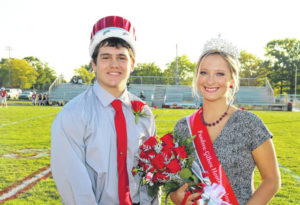 Pandora-Gilboa selects king and queen