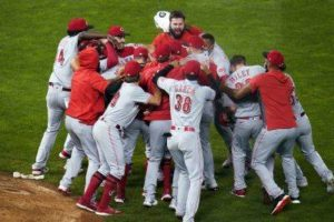 Reds heading to the playoffs