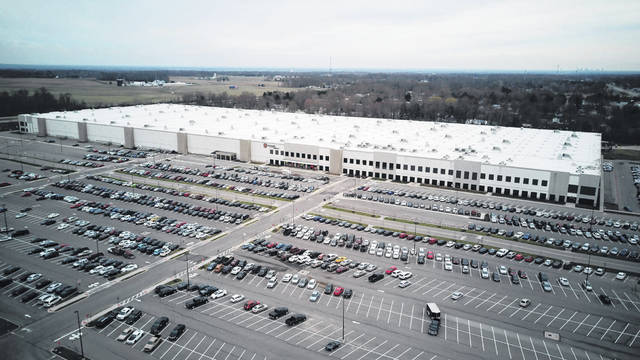 Amazon occupies this warehouse on National Road SW in Etna Township in Licking County. It also has a distribution center in West Jefferson in Madison County. Through the first half of the year, 5.8 million square feet of new industrial space opened in central Ohio, and another 8.8 million square feet is under construction,