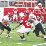 High school football: Shawnee edges Wapakoneta, 9-7