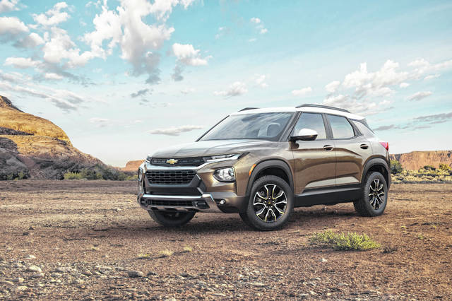 The 2021 Chevrolet Trailblazer compares well with the leader of its class, the Mazda CX-30.