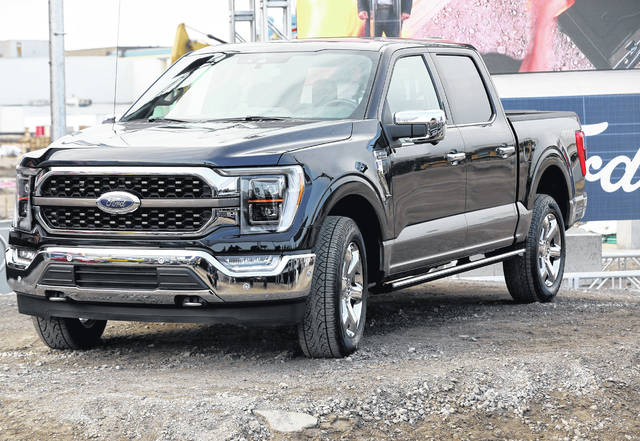 Dealers are seeing increased demand for new vehicles, such as the Ford F-150, after the coronavirus hit, which drives up prices. Ford Motor Co. dealers had just 63 days of supply at the end of September compared to 84 last year, according to Cox Automotive. And it's not just Ford: General Motor Co. retailers had 50 days of supply on hand, down from 81, and Fiat Chrysler Automobiles NV dealers had 55 days of vehicles, down from 71 last year.