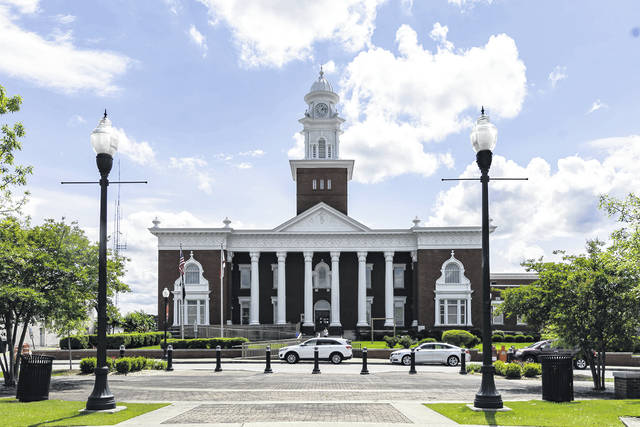 The Lee County Courthouse in Opelika, Alabama, is where Barry Wilson and other relatives have been fighting a complicated legal battle for their share of family land. Tax and partition sales are among the legal actions that have precipitated the loss of Black-owned land in Mississippi and across the country.