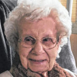 98th birthday: Marjorie Coby