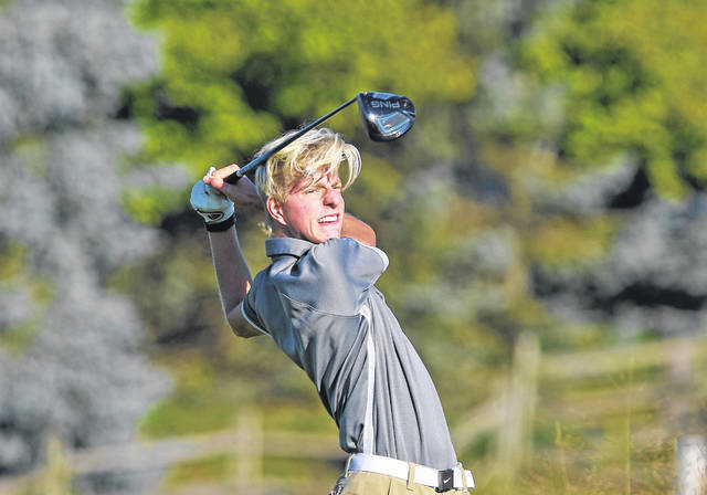 Lima Central Catholic's Alex Wisser is one of the Thunderbird seniors who is looking to make an impact at the state tournament.
