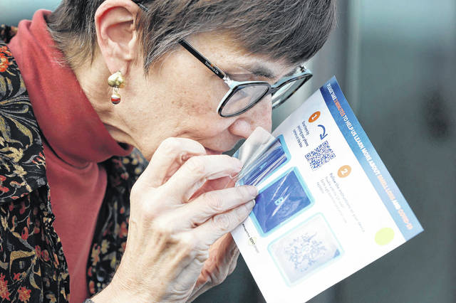 Every day, Nancy Rawson, associate director and vice president of the Monell Chemical Senses Center, tests her sense of smell. She thinks a similar device could soon be used to screen people for early infection with coronavirus, which often causes people to lose their sense of smell. She thinks it would be better than screening for fever at flagging people who should get coronavirus tests.
