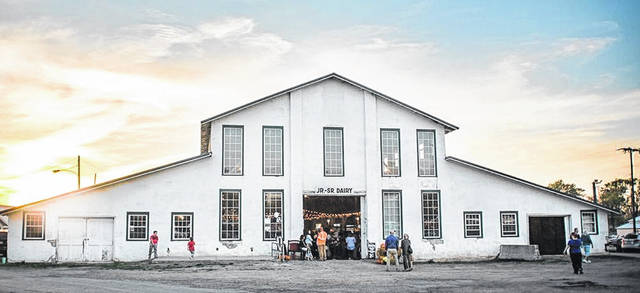 The Dairy Barn Emporium is in its fifth year.