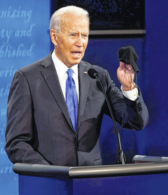 Trump, Biden spar in final debate