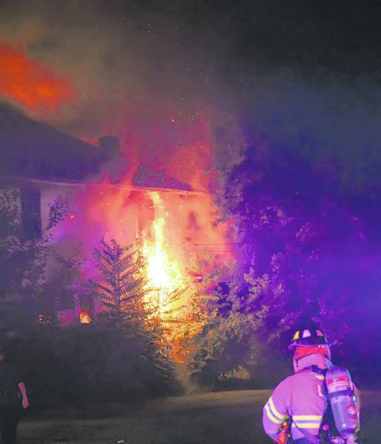 The Lima Fire Department responded to a house fire at 128 W. Circular St. early Aug. 15 and later discovered one of the residents, 14-year-old Michael Gillyard, died in the blaze.