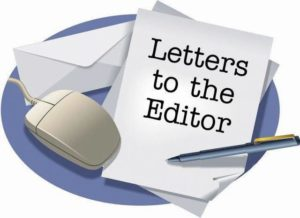 Letter: I wear a mask for you
