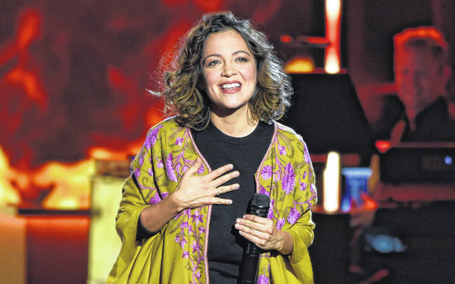 "Natalia Lafourcade won album of the year, a category dominated by male acts, at the 21st Latin Grammy Awards on Thursday with ""Un Canto Por México, Vol. 1."" Lafourcade won three awards, tying Rosalia and Carlos Vives for most wins."
