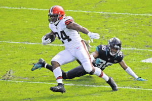 Browns picking up wins, confidence