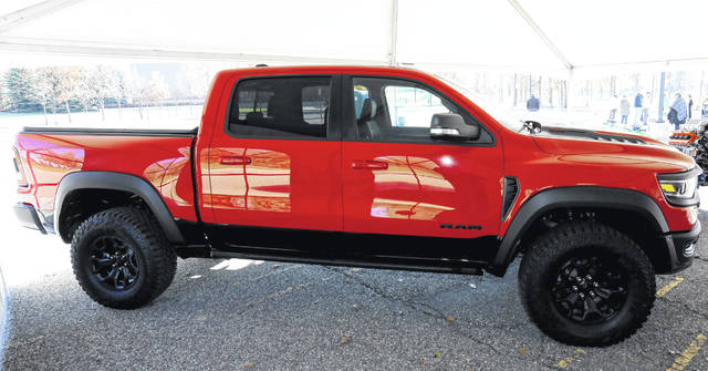 The Dodge Ram TRX has so much power and flexibility it's creating a new category for itself, the supertruck.