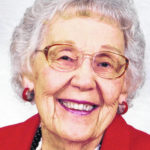 99th birthday: Annabelle Harriman