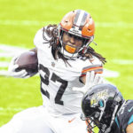 Browns find a way to win, raise record to 8-3