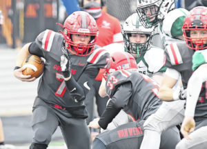 Van Wert's Treece named Dream Team Offensive Player of the Year