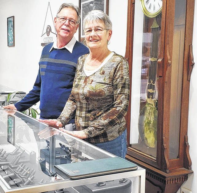Charles Wannemacher, 72, and his wife, Nancy, 71, plan to close Wannemacher Jewelers in downtown Ottawa at the end of the year.