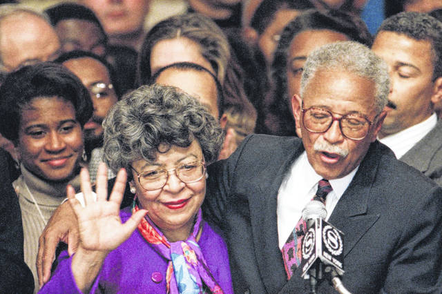 suienaulgvstim https www limaohio com news 437603 new york citys first black mayor david dinkins dies