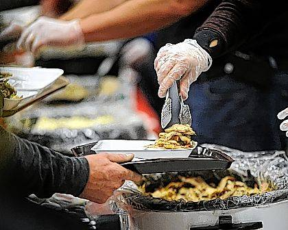 The Lima Community Thanksgiving Dinner is still on the schedule for 2020, although some of the details of operation have changed from years past.