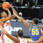OSU routs Morehead State 77-44