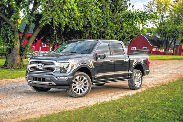 Over the past two weeks, Ford began delivering its much-anticipated 2021 F-150 pickups to dealerships as fast as they've come off the assembly line. Demand has been high.