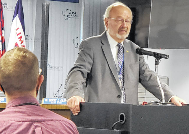 <strong>2. Berger retiring: </strong>Lima Mayor David Berger announced in September he wouldn't run for election, retiring once his term ended in November 2021.
