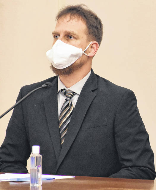 A tentative trial date of May 25 has been set for Chris Lemke, the former Lima police officer currently facing 14 felony charges in two separate criminal investigations. Lemke appeared in court Wednesday to waive his constitutional right to a speedy trial.