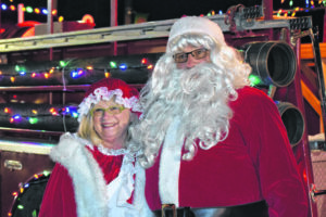 Christmas events this weekend
