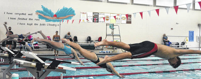 Competitive swimmers from around the region participated in the Fitter & Faster Swim Camp on Sunday at the Putnam County YMCA in Ottawa.