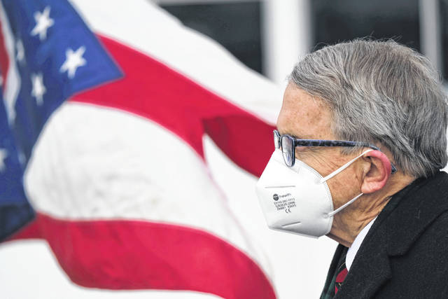 Ohio Gov. Mike DeWine is facing criticism from some Republicans over his handling of the pandemic, including statewide mask orders and a ban on alcohol sales after 10 p.m., leading to speculation he could face a primary challenger in 2022. For the second time in four months, there's been a move made by four Republican House members to impeach DeWine.