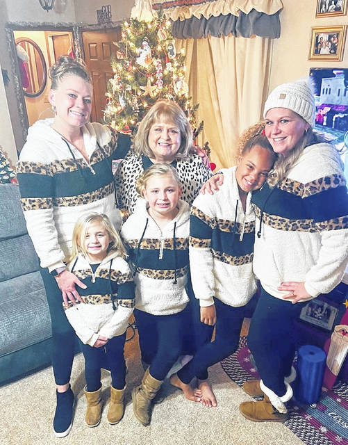 Isolation leading up to Christmas has led to a traditional family get-together.