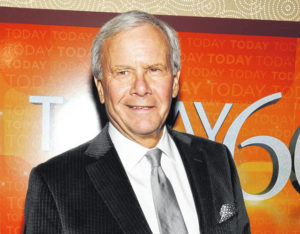Tom Brokaw says he's retiring from NBC News after 55 years