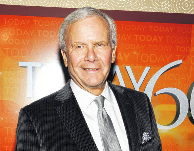 "NBC News special correspondent and former ""Today"" show host Tom Brokaw attends the ""Today"" show 60th anniversary celebration in New York in 2012. Brokaw says he is retiring from NBC News after working at the network for 55 years."