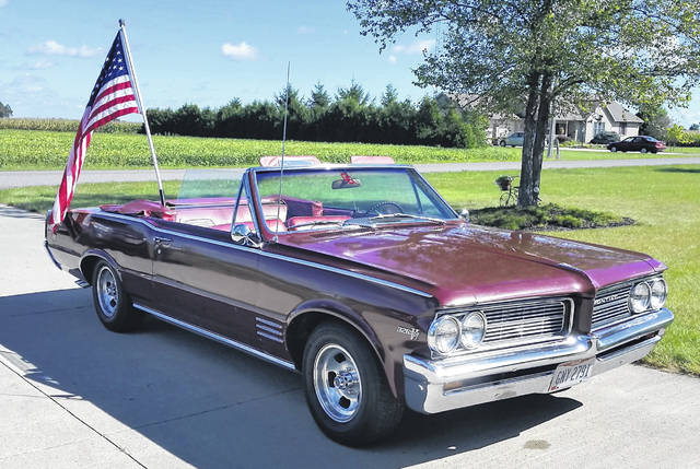 From a dead start, Mike Birkemeier's 1964 Pontiac Tempest Custom shifts into second gear at 75 miles per hour.