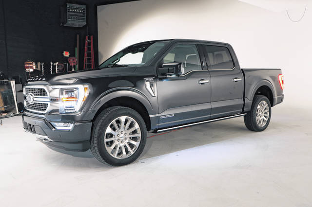 The 2021 Ford F-150 has been selected as the North American Truck of the Year.