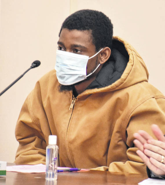 Dontez Laws, 25, of Lima, will be sentenced March 1 after pleading guilty on Thursday to seven drug-related charges in Allen County Common Pleas Court.