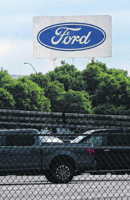 Ford Motor Co., Lima Engine Plant at 1155 Bible Rd, Lima, OH.  Craig J. Orosz | The Lima News