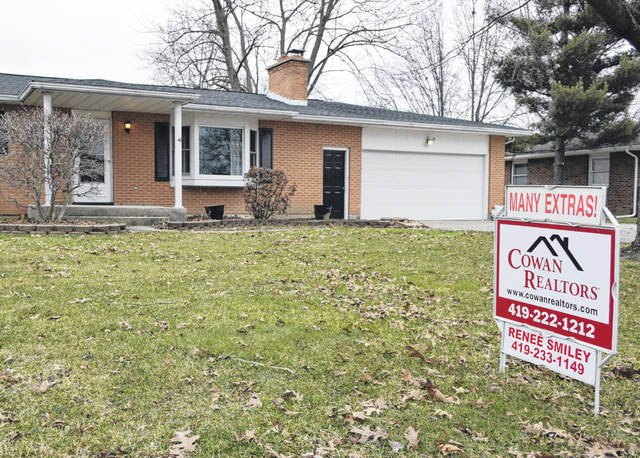 Home sales were up in Ohio in 2020 compared to the previous year.