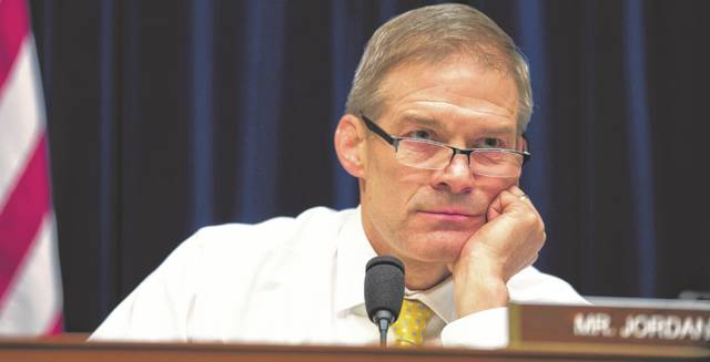 Rep. Jim Jordan, R-Ohio, served as the ranking member of the House Committee on Oversight and Reform.