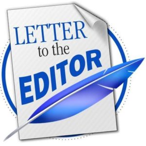 Letter: A very sad day for us all.