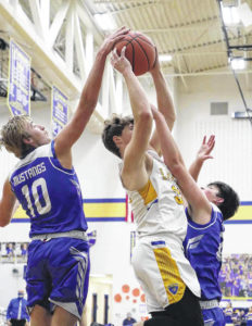 Boys basketball: Lincolnview runs past Allen East