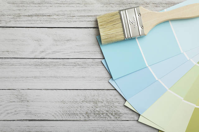 Paint can be an inexpensive way to make your home more enjoyable or easier to sell. Cool colors, including certain blues, greens and neutrals, are popular now.