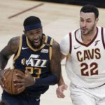 Jazz end shortened trip with 117-87 win over depleted Cavs