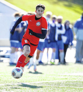 Bluffton's Schriner named soccer All-American