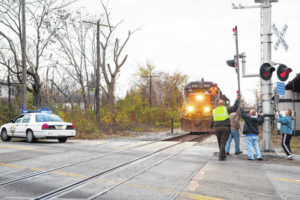 Ohio, Spectrum to take look at Lima's stopped trains